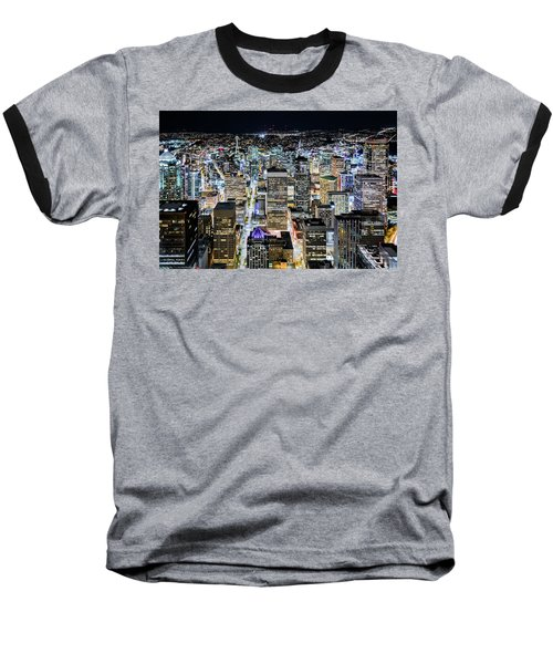Seattle Lights Baseball T-Shirt
