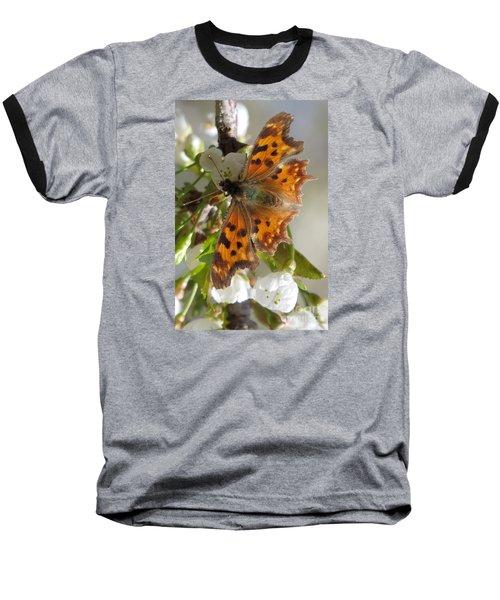 Satyr Comma Baseball T-Shirt