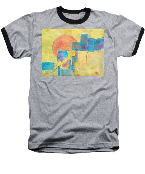 Sausalito Baseball T-Shirt by Nancy Jolley