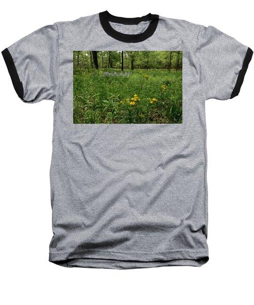 Savanna Baseball T-Shirt by Tim Good