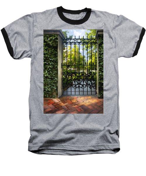 Savannah Gate II Baseball T-Shirt