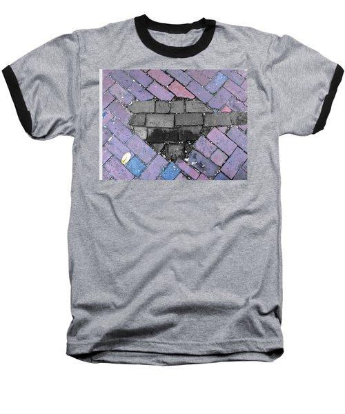 Savannah Gray Baseball T-Shirt