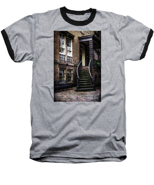 Baseball T-Shirt featuring the photograph Savannah by Judy Wolinsky