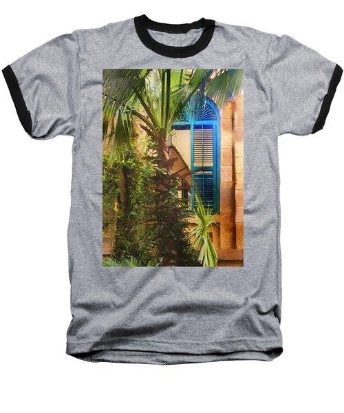 Savannah Window Baseball T-Shirt