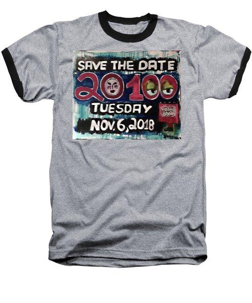 Save The Day Baseball T-Shirt