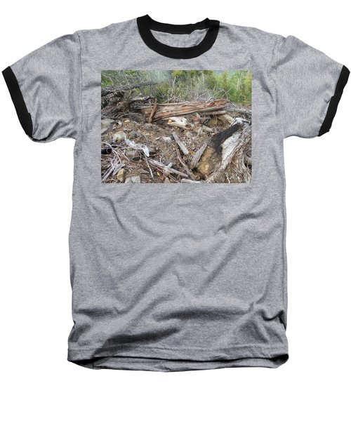 Baseball T-Shirt featuring the photograph Save The Last Bite For Me by Marie Neder