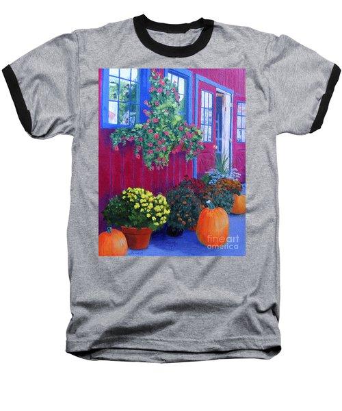 Savickis Market Baseball T-Shirt