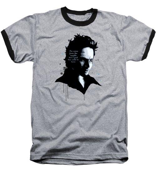 Say Hello To Heaven  Baseball T-Shirt