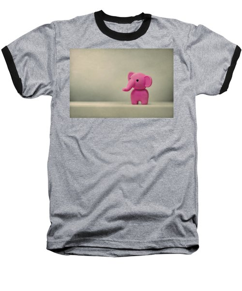 Say Hello To My Little Friend Baseball T-Shirt