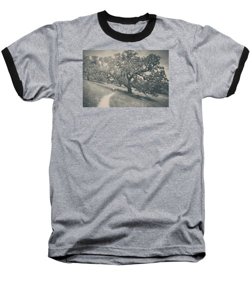 Say You Love Me Again Baseball T-Shirt by Laurie Search