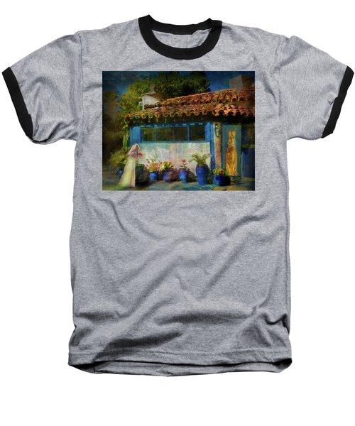 Saylor And The Cat Baseball T-Shirt