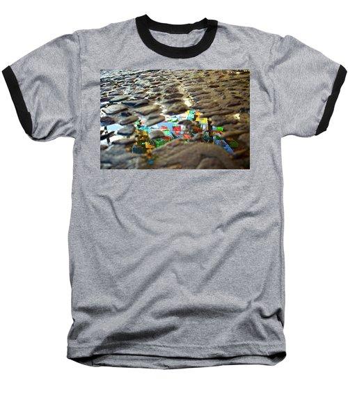 Sayu Flags Baseball T-Shirt