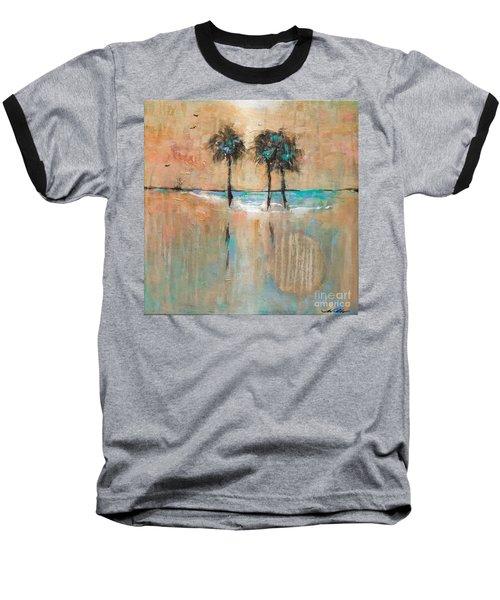 Sb Park Baseball T-Shirt by Linda Olsen