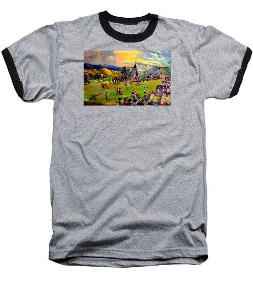 Sbiah Baah Baseball T-Shirt