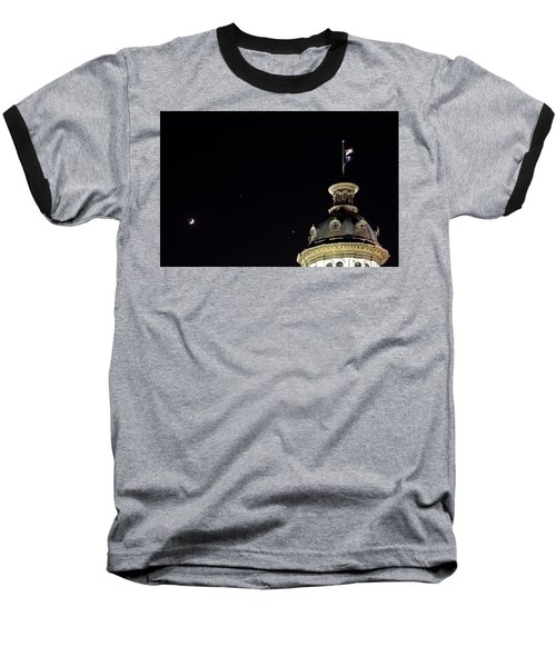 Sc State House Dome And Conjunction Baseball T-Shirt