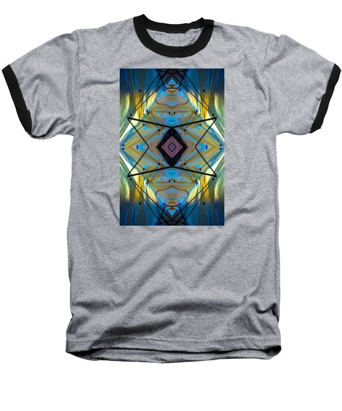 Scaffolding 5275 N69v2 Baseball T-Shirt by Raymond Kunst