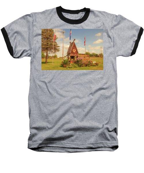 Scandy Memorial Park Baseball T-Shirt