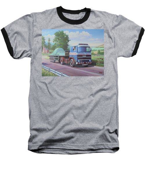 Scania Lloyds Of Ludlow Baseball T-Shirt