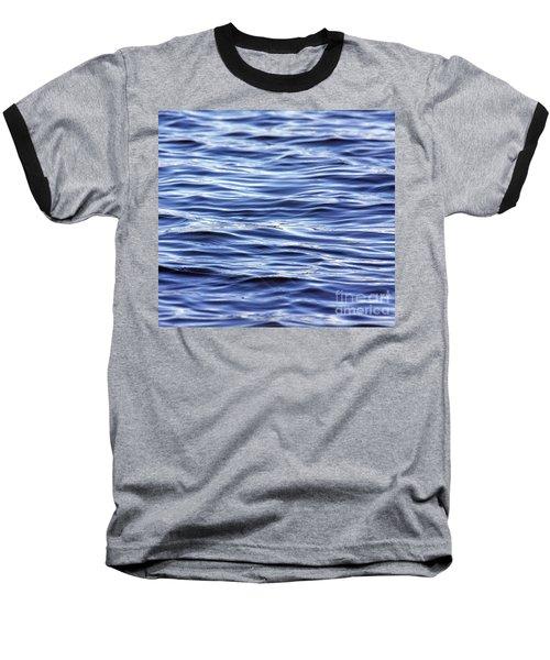 Scanning For Dolphins Baseball T-Shirt