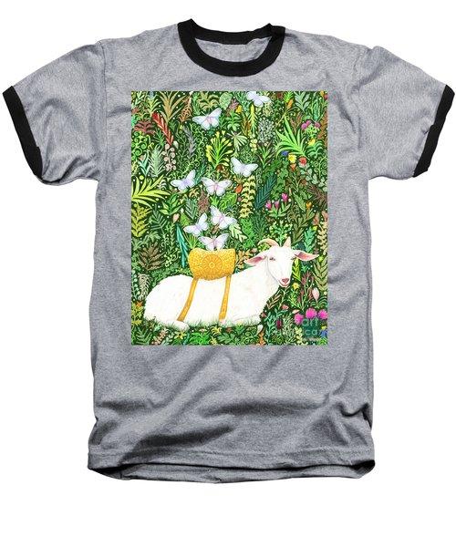 Scapegoat Healing Baseball T-Shirt