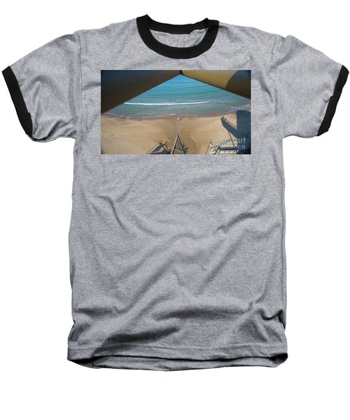 Scapes Of Our Lives #1 Baseball T-Shirt