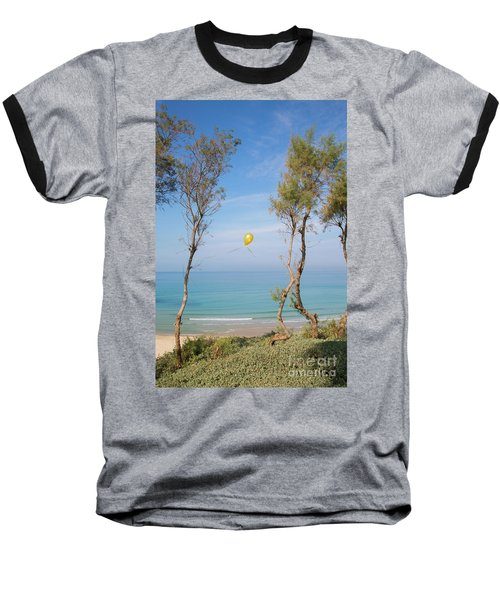 Scapes Of Our Lives #11 Baseball T-Shirt