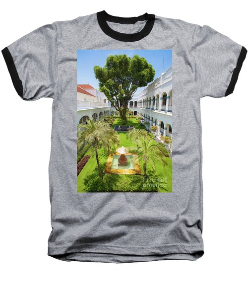 Scapes Of Our Lives #12 Baseball T-Shirt