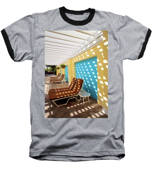 Scapes Of Our Lives #13 Baseball T-Shirt