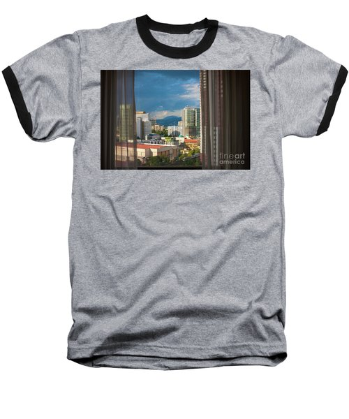 Scapes Of Our Lives #14 Baseball T-Shirt