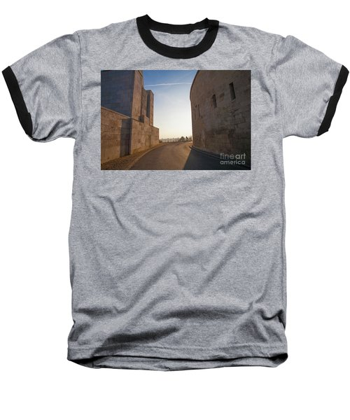 Scapes Of Our Lives #15 Baseball T-Shirt