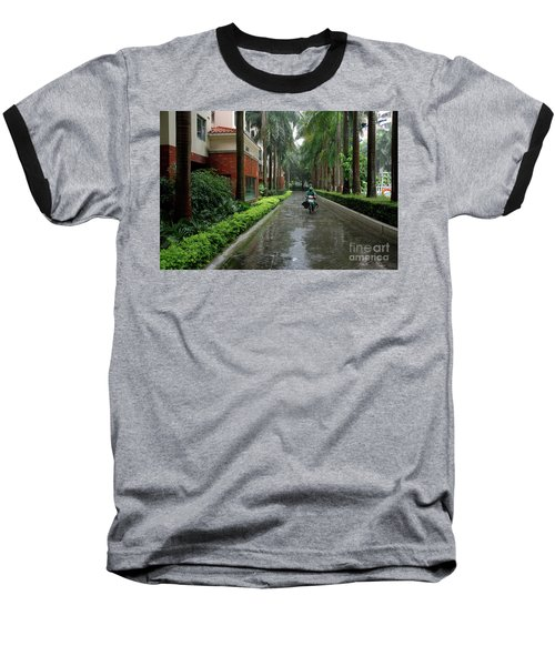 Scapes Of Our Lives #18 Baseball T-Shirt