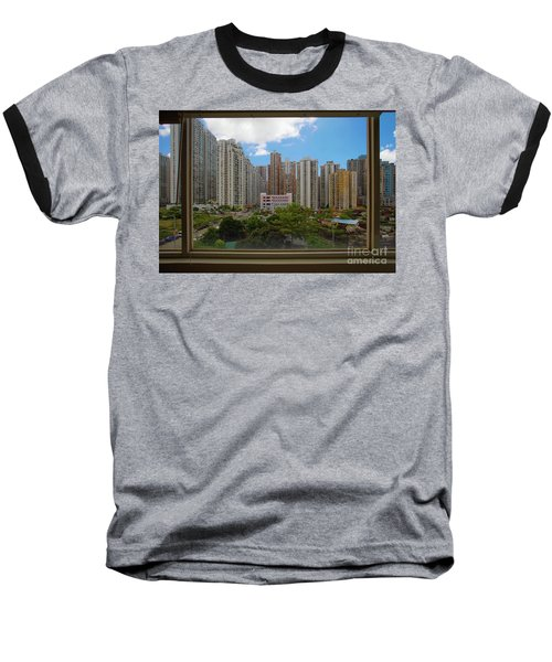 Scapes Of Our Lives #2 Baseball T-Shirt