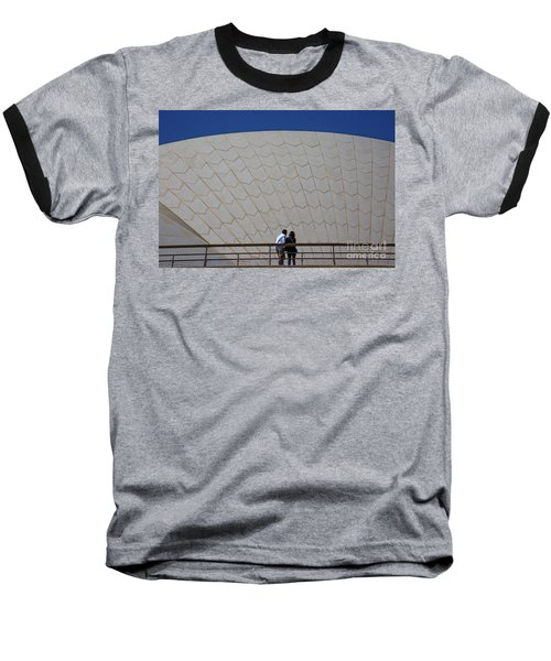 Scapes Of Our Lives #21 Baseball T-Shirt