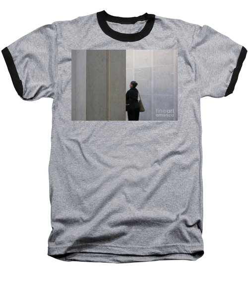 Scapes Of Our Lives #27 Baseball T-Shirt