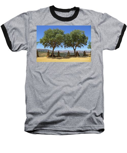 Scapes Of Our Lives #29 Baseball T-Shirt