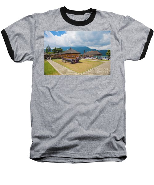 Scapes Of Our Lives #30 Baseball T-Shirt