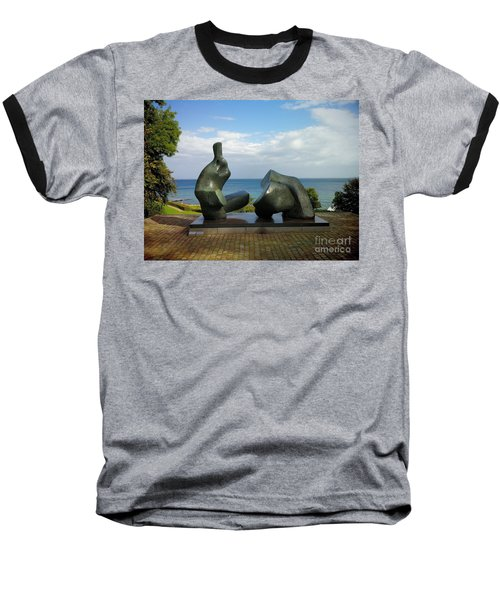 Scapes Of Our Lives #9 Baseball T-Shirt