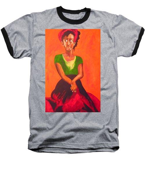Scarlet Baseball T-Shirt