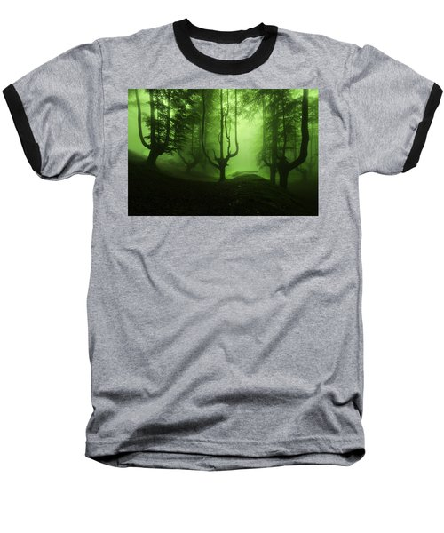 The Funeral Of Trees Baseball T-Shirt