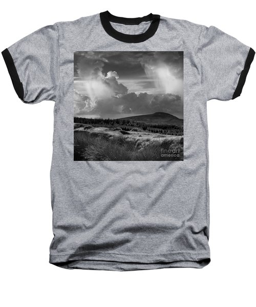 Scattering Clouds Over The Cronk Baseball T-Shirt