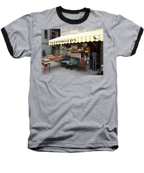 Scavengers Baseball T-Shirt
