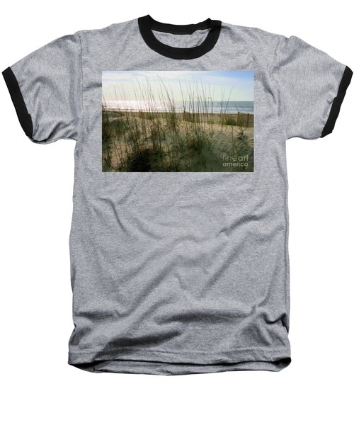 Scene From Hilton Head Island Baseball T-Shirt