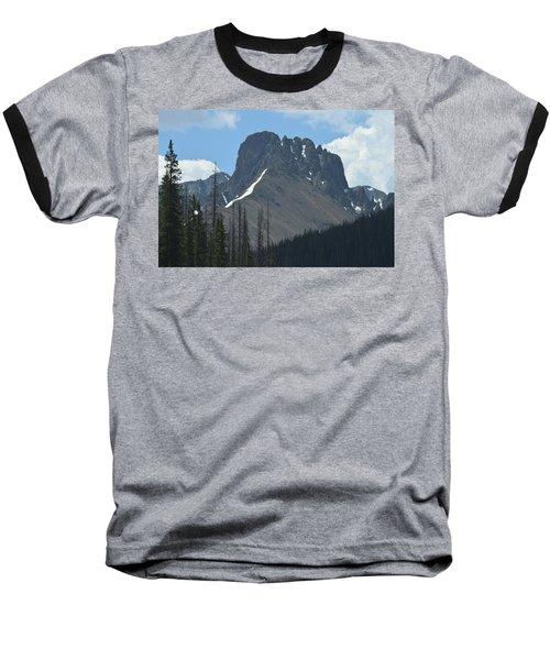 Mountain Scenery Hwy 14 Co Baseball T-Shirt