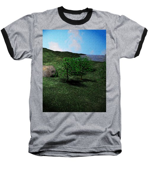 Scenery Baseball T-Shirt