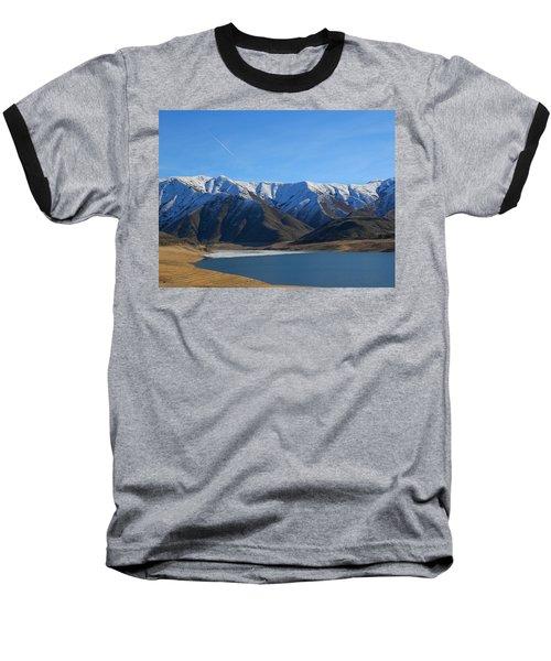 Scenic Idaho Baseball T-Shirt