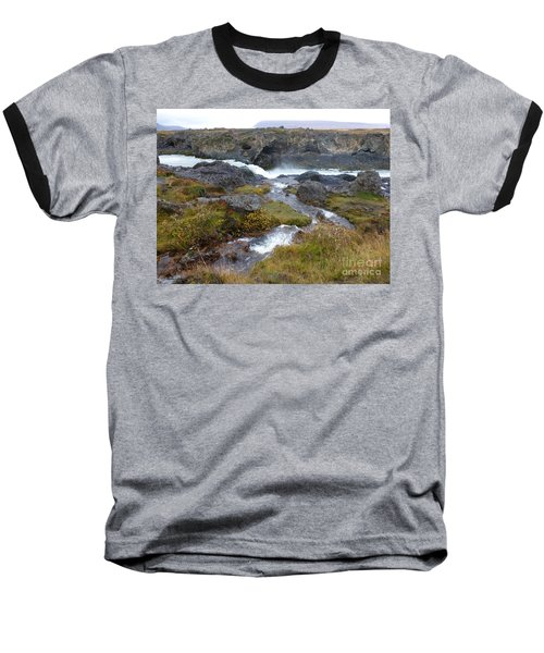 Scenic Intersection Baseball T-Shirt