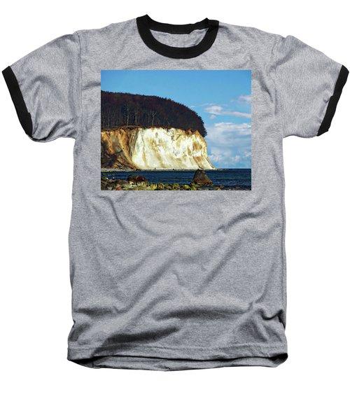 Scenic Rugen Island Baseball T-Shirt