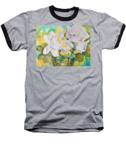 Scent Of Gardenias  Baseball T-Shirt