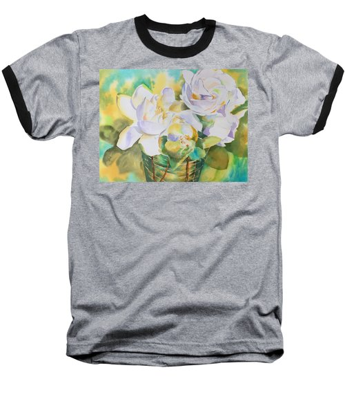 Scent Of Gardenias  Baseball T-Shirt
