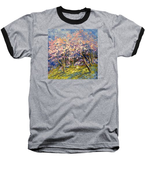 Scented Blooms Baseball T-Shirt